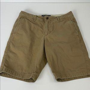 Abercrombie & Fitch khaki shorts SZ 29